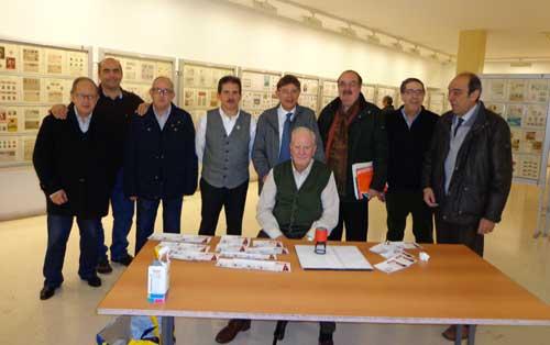 Federaci n riojana de sociedades for Oficina correos logrono